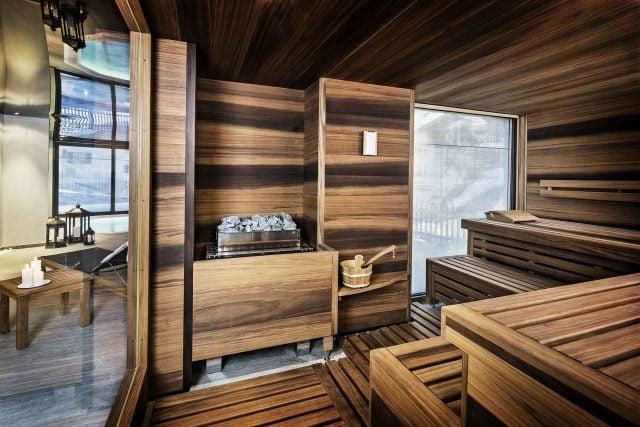 <h5>80° Finnische Sauna</h5>