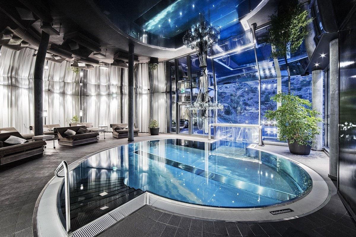 Hotel matterhorn focus zermatt 36grad swissmade for Design hotel matterhorn focus
