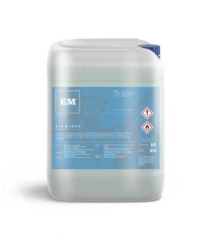 Duftstoff Eisminze NR Dampfbad 10 Liter