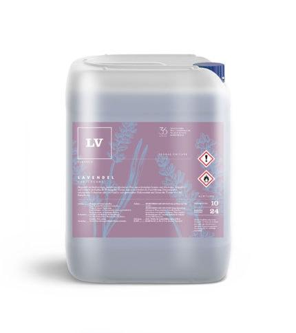 Duftstoff Lavendel Dampfbad 10 Liter