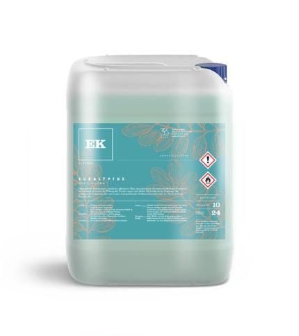 Duftstoff Eukalyptus NR Dampfbad 10 Liter