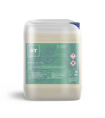 Duftstoff Grüner Tee Dampfbad 10 Liter