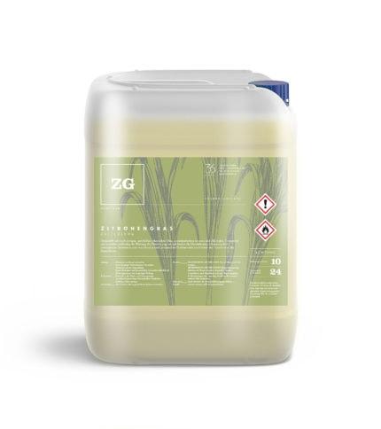 Duftstoff Zitronengras Dampfbad 10 Liter