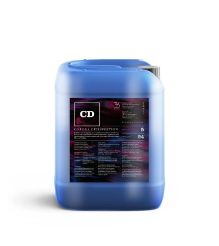 CD Corona Desinfektion